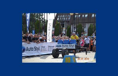Otwarte Mistrzostwa Polski Strongman - Kwalifikacje do Mistrzostw Świata