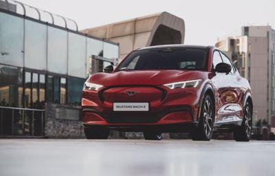 Ford Mustang Mach-E debiut na polskim rynku