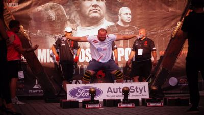 Mistrzostwa Polski Strongman w Inowrocławiu