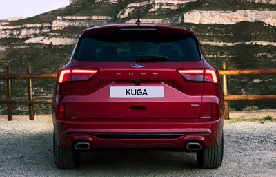 Ford Kuga - Trzy rodzaje hybryd w ofercie