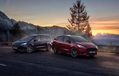 Ford Galaxy i S-Max.