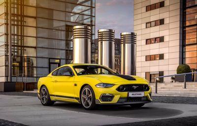 Ford Mustang najlepiej sprzedającym się autem sportowym na świecie