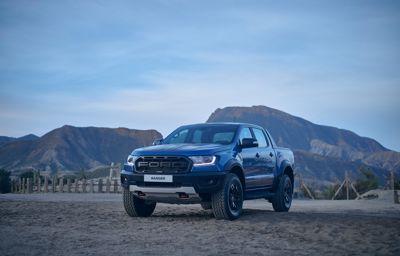 Ekskluzywny pickup Ranger Raptor Special Edition