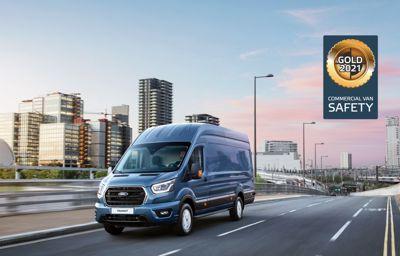 Ford Transit i nowe funkcje sieciowe