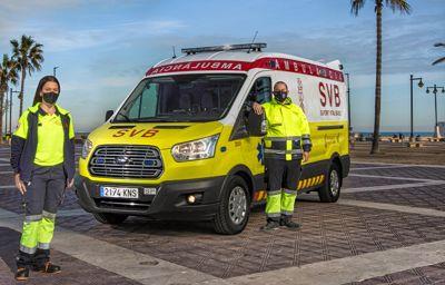 """Nowa seria filmów """"Lifesavers"""" przedstawia bohaterów europejskiego ratownictwa medycznego"""