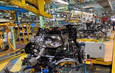Elektryfikacja samochodów Ford