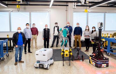 Ford Motor Company i University of Michigan uruchamiają światowej klasy kompleks robotyki
