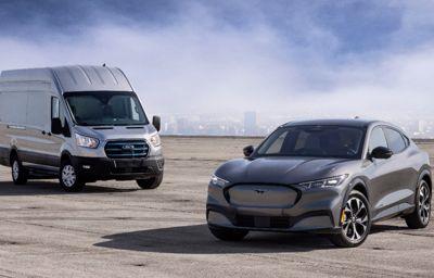 Elektryczne ikony Forda, czyli rozwój z duchem czasu!