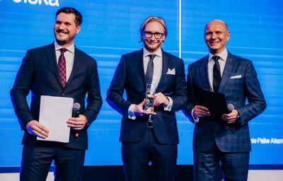 """Firma Ford Polska wyróżniona nagrodą eMobility Media Awards w kategorii """"Kampania medialna roku"""""""