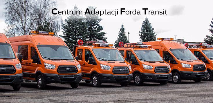 Centrum Adaptacji Forda Transit