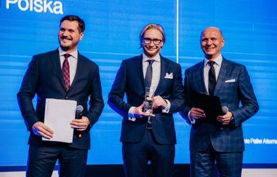 Ford Polska wyróżniony nagrodą eMobility Media Awards