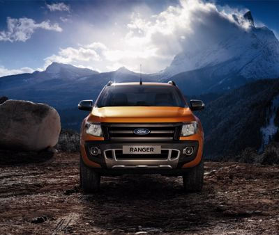 Ford Ranger – nagroda za najlepszy samochód w kategorii – PICK UP