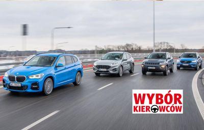 Ford Kuga 2.5 PHEV wygrywa w teście porównawczym