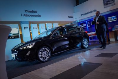 Oficjalna premiera Nowego Forda Focus w Auto Plaza