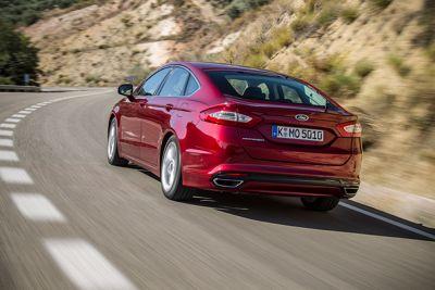 Zobowiązanie firmy Ford dotyczące emisji spalin