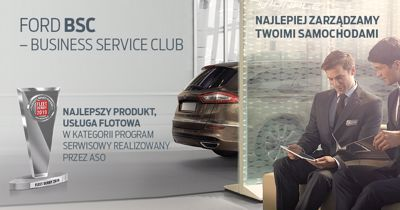 Business Service Club – najlepszy program obsługi pojazdów realizowany przez ASO