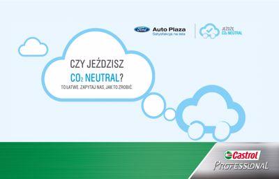 Auto Plaza jest CO2 Neutral!
