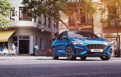 Nowy Ford Focus. Wybierz własny kierunek.