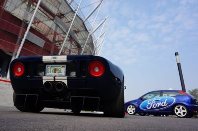 Auto Plaza na Verva Street Racing