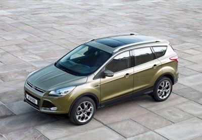 Ford Kuga z nowym silnikiem diesla