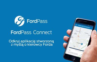 Czy masz już aplikację Ford Pass w swoim nowym Fordzie?