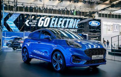 Nowe modele hybrydowe i elektryczne od Forda