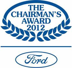 The Chairman`s Award 2012