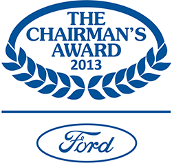 The Chairman`s Award 2013
