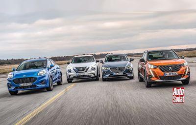 Puma zwycięża w rankingu małych SUV-ów magazynu Auto Świat