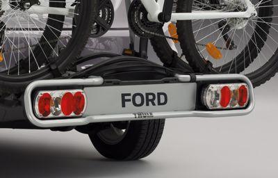 Uchwyty rowerowe montowane na hak