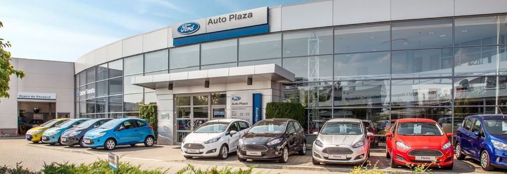 O firmie Auto Plaza