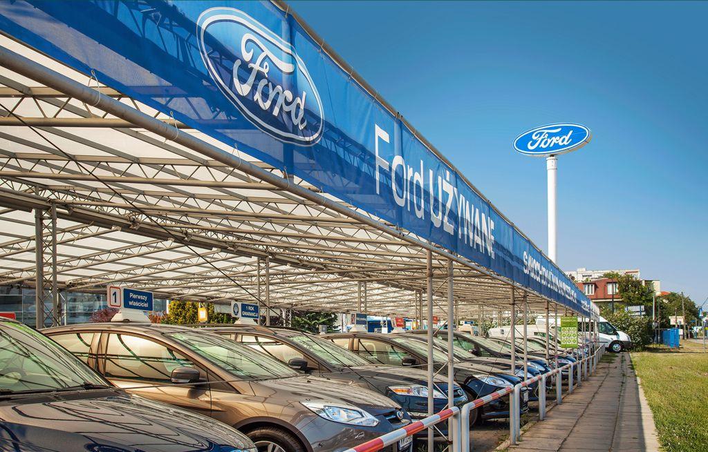 Ford Używane - znak jakości DEKRA