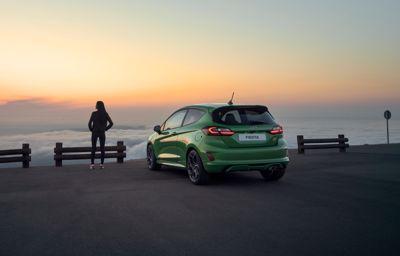 Ford prezentuje: Ford Fiesta z systemem miękkiej hybrydy