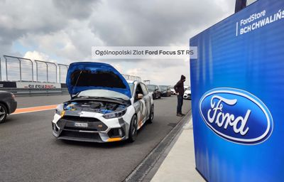 Ogólnopolski Zlot Ford Focus ST RS