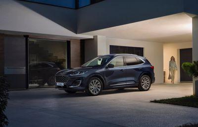 Ford Kuga: Twój samochód w Twoim mieście