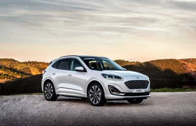 Ford Kuga PHEV w programie Ford Wynajem już za 889 PLN netto/mies