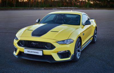 Najmocniejsza odmiana Mustanga po raz pierwszy trafi na rynek europejski