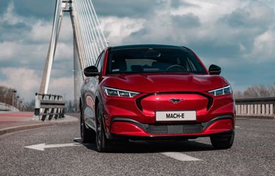 Nie tylko nowoczesny design, bogate wyposażenie czy potężny zasięg. Mustang Mach-E jest także kwintesencją bezpieczeństwa