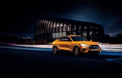 Ford Mustang Mach-E -  W naszym salonie już 16.12.2020