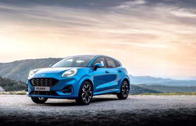 Forda Puma - Wygrany test porównawczy
