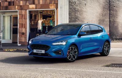 Wyprzedaż Ford Focus 2020