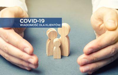 COVID 19 - Ważna informacja