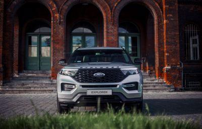Ford Explorer - spełni wszystkie Twoje wymagania
