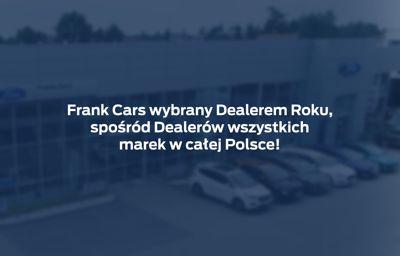 Frank Cars dealerem roku!