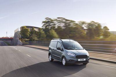 Film Produktowy przygotowany przez Frank-Cars - Ford Transit Courier Van