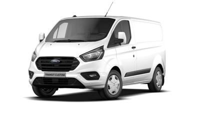 Film Produktowy przygotowany przez Frank-Cars - Ford Transit Custom w wersji Trend