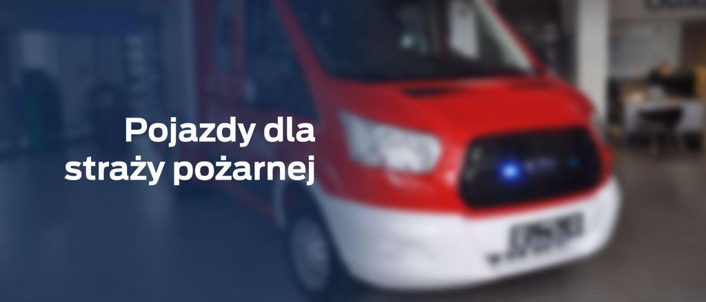 Lekki samochód ratowniczo-gaśniczy (LSRG) podwójna kabina 4×4