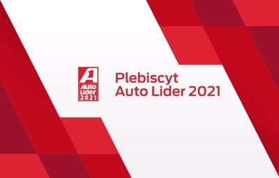 Ford zdobywa cztery nagrody w plebiscycie Auto Lider 2021