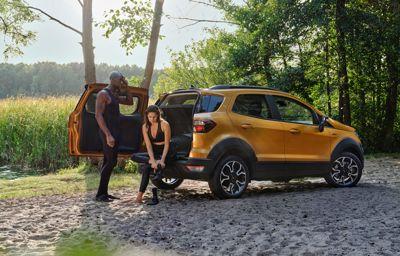 Modele Forda w odmianach Active - dowiedz się więcej!