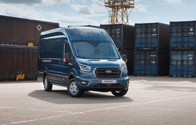 Ford Transit: modele dostawcze w różnych rozmiarach nie tylko dla profesjonalistów